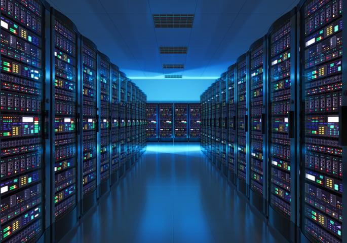 Varias características de los modelos de despliegue en Cloud Computing